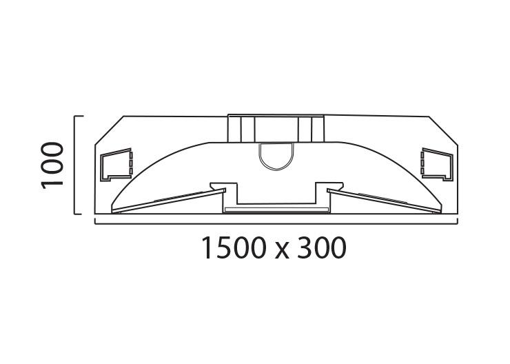 Atelier Plus 1500x300 Linedrawing